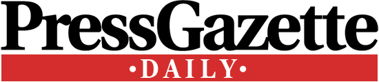 Press Gazette Daily logo